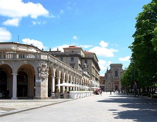 Bergamo Città_Centro piacentiniano