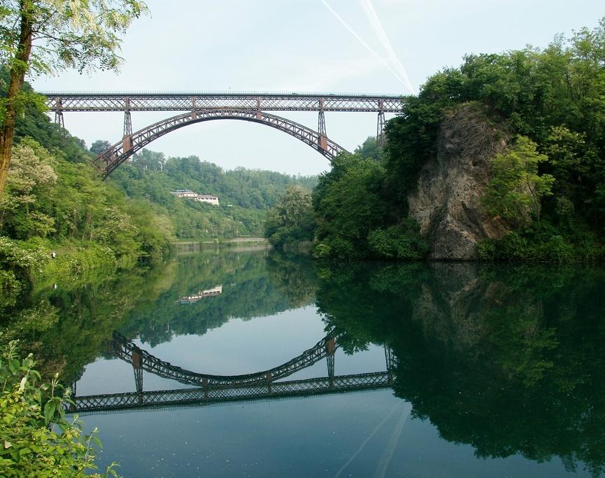 Ponte di Paderno - Adda