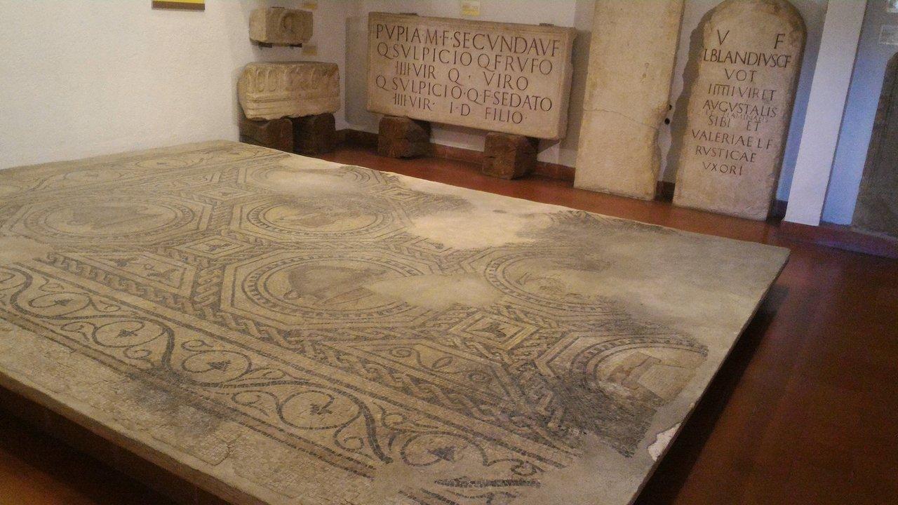 Museo Archeologico Bergamo
